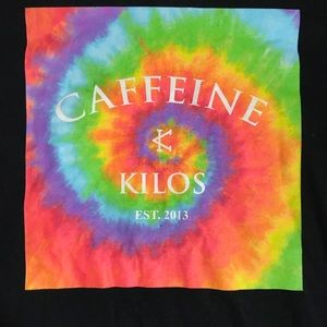 American Vintage Shirts - Caffeine and Kilos t shirt
